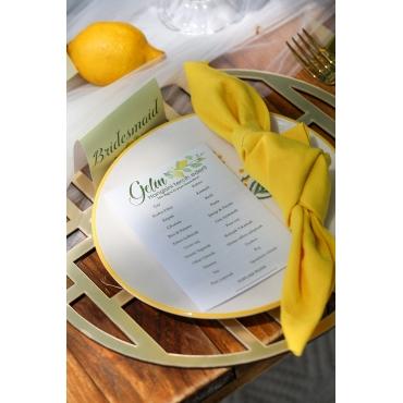 10'lu Limon Detaylı Gelin Hangisini Tercih Eder Oyun Kartı